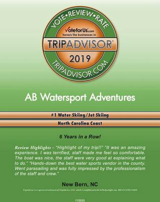 TripAdvisor 2019 AB Watersports